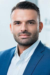 Efstratios Bezas - Leiter Vertrieb Maklerkauf