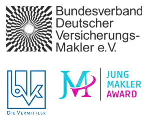 Bundesverband Deutscher Versicherungsmakler e.V. - bvk Die Vermittler - Jung Makler Award